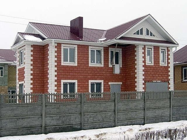 Строительный блок кремнегранит ркк 40 20 40 м